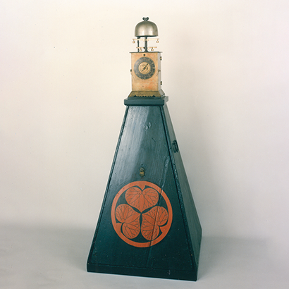 Lantern Clock with Double Foliot Balance