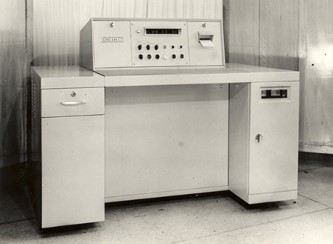 Seiko's printing timer (in 1964)
