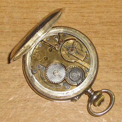 The pin-lever escapement that brought the watch to the masses