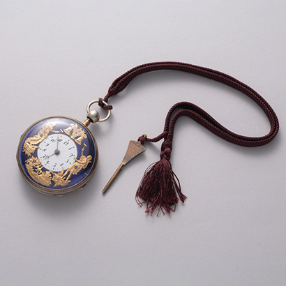 Quarter Repeater Marionette Pocket Watch