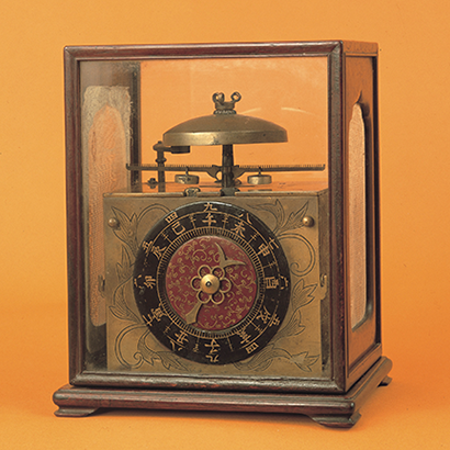Carriage Clock with Single Foliot Balance