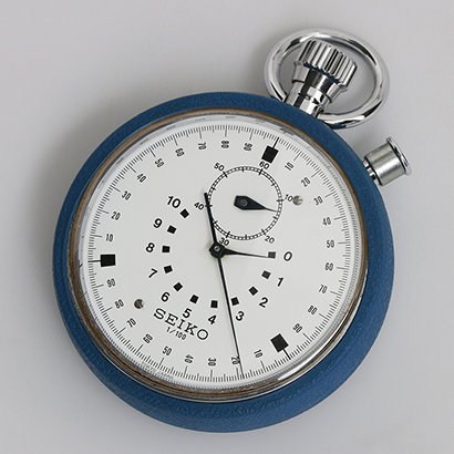 1/100 Second Mechanical Stopwatch