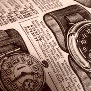 From the Birth of the Wristwatch to its Development up to the 1960's