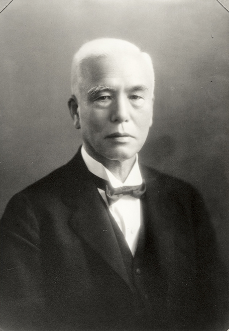 Kintaro Hattori in later life