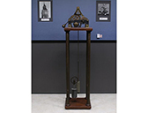 Pendulum tower clocks