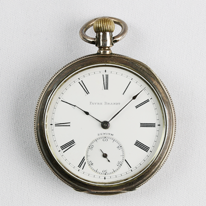 The Pocket Watches from foreign traders; Favre-Brandt