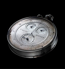 "The ""compteur de tierces"", the world's first stopwatch © Watch Time"