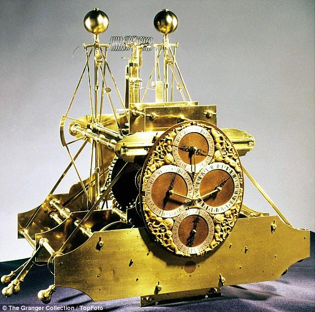 """A picture of the chronometer made by jhon to better answer and elaborate """"How was the first clock set?? An insight into the clockverse"""""""