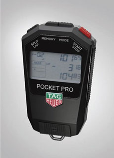 TAG Heuer's Pocket-Pro (in 2014)